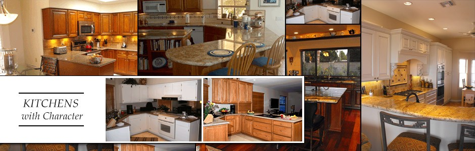 Kitchens with Character