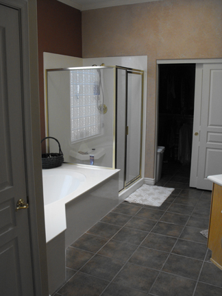 Scottsdale Master Bathroom Remodel | Roadrunner Custom ...