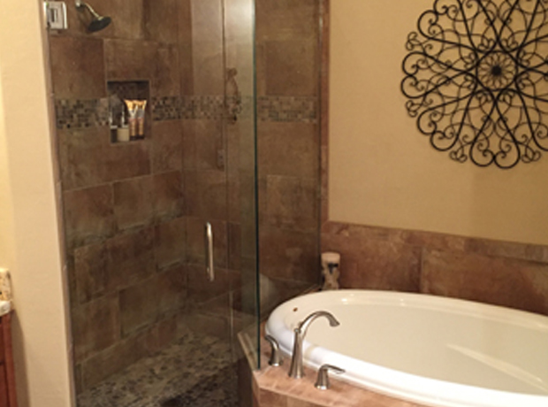 Fountain Hills Arizona Master Bathroom, Bathtub, & Shower Remodeling Project – 20