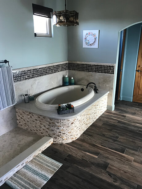 Fountain Hills Master Bathroom Remodel - After