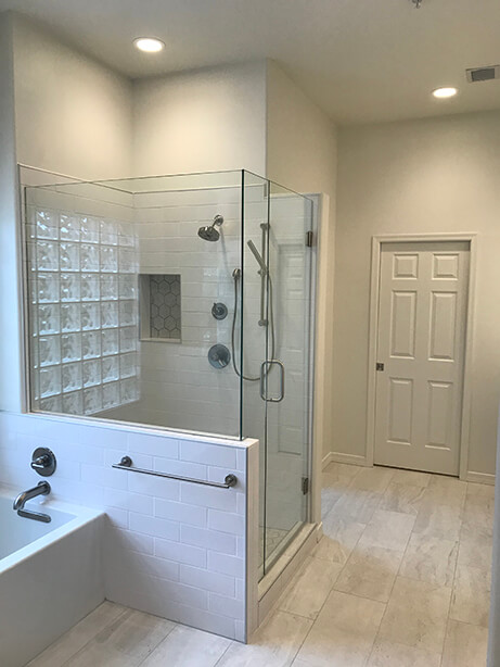 Master Bath Conversion - After