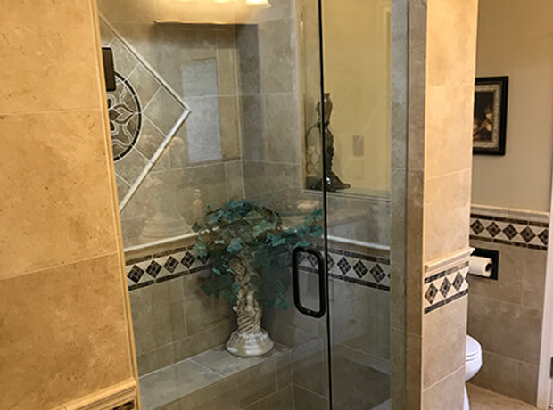 Luxury Master Bathroom Remodel – 35