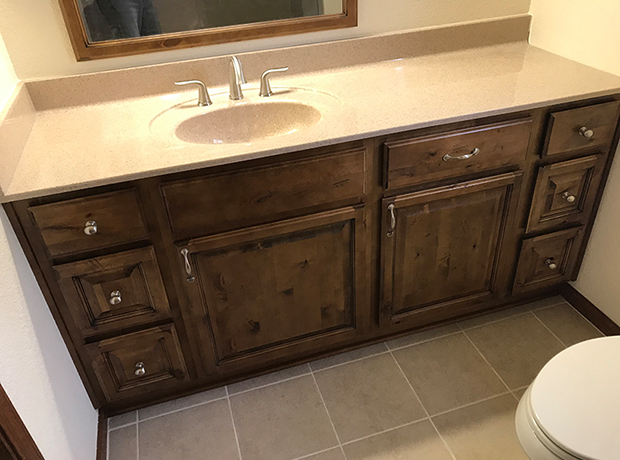 Master Bathroom Remodeling on a Budget in Fountain Hills – 37