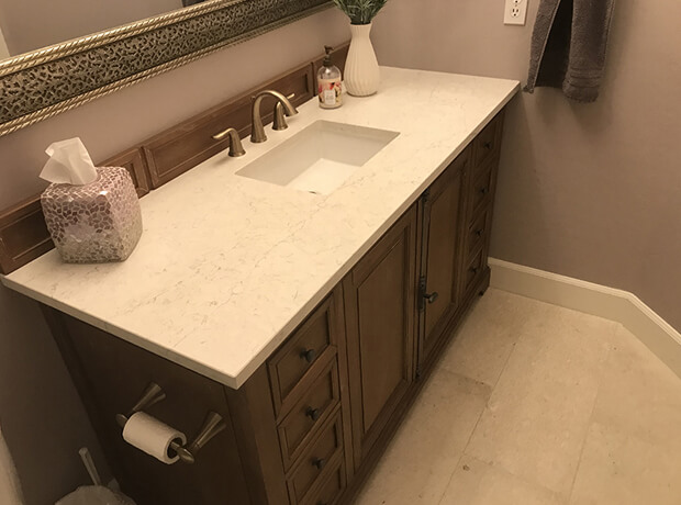 Eagle Mountain Guest Bathroom Remodel – 43